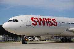 Swiss International Air Lines Airbus A330-343X (Marcellinissimo) Tags: lines swiss air international airbus zurichairport zrh lszh a330343x hbjhk