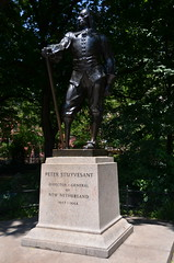 Peter Stuyvesant (thoth1618) Tags: park nyc newyorkcity ny newyork statue manhattan peter stuyvesant gramercy photooftheday peterstuyvesant stuyvesantsquare newyorkcitydepartmentofparksandrecreation
