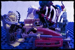 Big fish (gravescout) Tags: fun toys lego atlantis lordoftherings customs minifigure