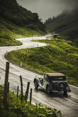 Arlberg Classic Car Rally 2013