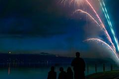 4th of July - Bainbridge Island (Montresaurus) Tags: fireworks 4th july samsung f2 1000 30mm nx