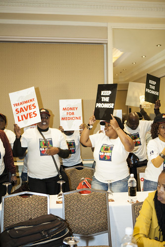 "As Obama Visits Africa, AHF says ""No Retreat on AIDS!"""