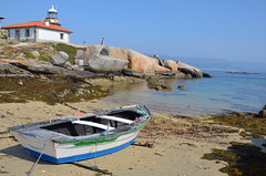 El Faro de Punta Cabalo, Galicia (Majorshots) Tags: radearousa rasbaixas galicia galiza pontevedra ailladearousa riadearosa laisladearosa