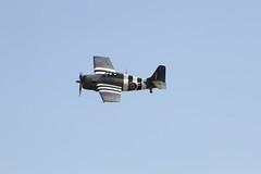 Grumman FM2 Wildcat (2) (SandorJ) Tags: plane canon airplane aircraft airshow duxford warbird avion grumman iwm meetingaérien flyinglegends aeronef fm2wildcat grumw eos7d 2013flyinglegends thatoldthing