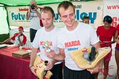XVII Open de Valencia de Futvoley (pepe_casares) Tags: beach valencia sport open ole playa deporte marca arenas futbol circuito accion voley esport patada xvii futvoley