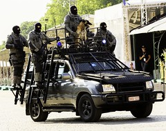 Belgique - 21 juillet 2013 - Police - Politie - Polizei (saigneurdeguerre) Tags: bru