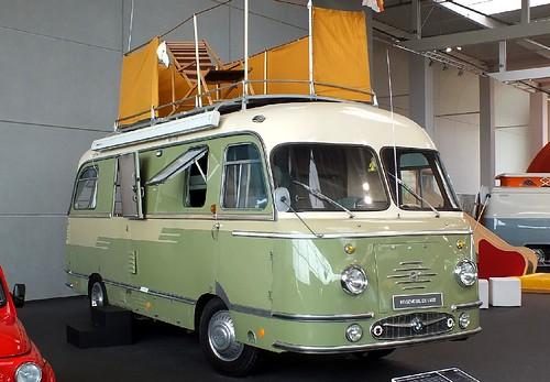 Mikafa Reisemobile de Luxe 1959