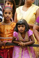 Fête de Ganesh (dprezat) Tags: paris lachapelle gouttedor 2013 ganesh ganesha गणेश inde india hindou hindu religion dieu elephant shiva parvati temple karma communauté procession défilé fête anniversaire sonyalpha700 portrait people