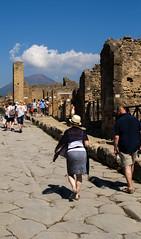 Exploring Pompei (Ianto73) Tags: italy heritage history archaeology volcano nikon roman pompeii vesuvius pompei infocus highquality d3100