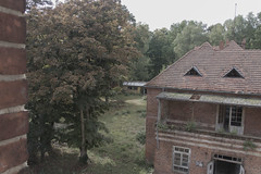 IMG_4767 (Stephan Albinus) Tags: berlin lost place brandenburg fototour grabowsee heilstätte tuberkolose