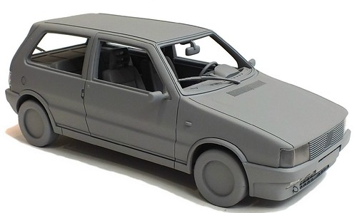 Laudoracing Model Fiat Uno Turbo