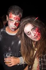 Los zombies se van de fiesta (Olga Oliver) Tags: zombie sitges zombiewalk