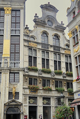 _DSC0138-Hard Rock Cafe Grand Place Brussels (mike.lawrence-images) Tags: city brussels buildings google nikon europe tour belgium grandplace market eurostar goose hardrockcafe mikelawrence d300