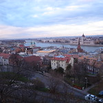 View on UNESCO World Heritage Site Budapest