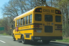 Chestnut Ridge Transportation #WC204 (Hudson Valley Bus Photography) Tags: group ridge trans chesnut the