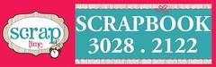 Logo_01 (ScrapTime Floripa) Tags: floripa scrapbook scrapbooking florianópolis scrap produto furadores scraptime papél scraptimefloripa