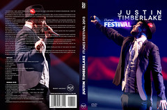 DVD JUSTIN TIMBERLAKE ITUNES FESTIVAL 2013 (marcosvlmoraes) Tags: show design msica justintimberlake dvdcover rockinrio2013 2020experience itunesfestival2013
