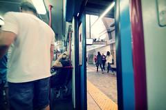 Termini (Fion N.) Tags: life city travel urban italy rome station canon living publictransportation metro railway termini 旅行 羅馬 意大利 canoneosrebelt3i