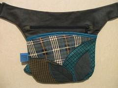 SUGO - marsugo con tasca patchwork