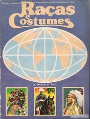 Raças e Costumes frente