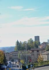 view of centre historical of Castellarano (sandromars) Tags: italy castle er view fortress veduta castello rocca castellarano
