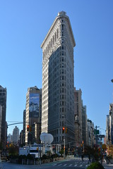 Flatiron B. - New York (Mauro JR Silva) Tags: new york usa building flatiron
