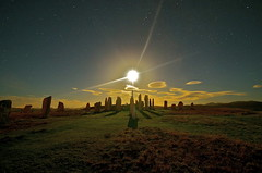 5. Adult Other Winner - Moonlit Stones, Callanish, Carloway Estate. Chris Murray