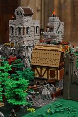 Diorama Castle 10