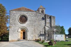 Saint-Étienne de Baignes (Monestirs Puntcat) Tags: saint monasterio charente poitou monestir étienne abadia charentes baignes