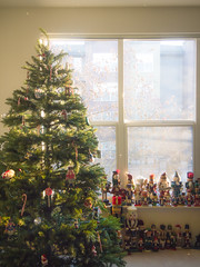 Holiday Spirit (Danielle Bednarczyk) Tags: christmas decorations holidays christmastree nutcracker cheer merry jolly