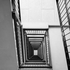 Thirteen Up (@noutyboy (Instagram)) Tags: winter holland netherlands stairs canon utrecht nederland stairwell staircase 28 13 transwijk trappenhuis nout noutyboy