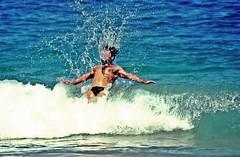 el furor (Claudia Gaiotto) Tags: man freedom jump waves fuerteventura joy olas stefano oceano atlantico islacanaria potd:country=it palyadelaescaleta httpswwwflickrcomphotostagspotd3acountry3dit