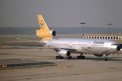 Condor DC10-30 D-ADQO (Manfred Saitz) Tags: airport frankfurt condor douglas dc10 mcdonnell dadqo