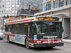 Toronto Transit Commission 7350 (YT | transport photography) Tags: new toronto bus flyer ttc transit commission d40lf
