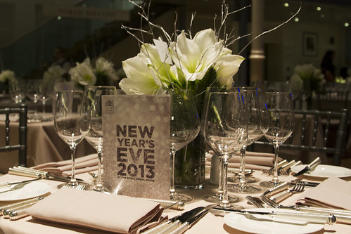 New Year S Eve Party Royal Opera House