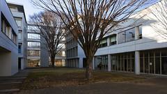 fujisawa - keio university shonan campus 10 (Doctor Casino) Tags: architecture campus architect fumihikomaki keidai keiouniversity shonanfujisawa 19901994 makifumihiko keiōgijukudaigaku shonanfujisawakanpasu