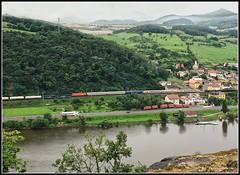 Start The Elbe River gorges, called Porta Bohemica_Prackovice nad Labem (ferdahejl) Tags: gorges elbe portabohemica prackovicenadlabem