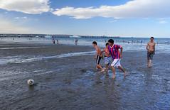 Strand Puerto Madryn
