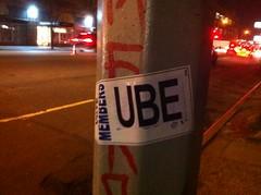 IMG_2300 (ube1kenobi) Tags: streetart art graffiti stickers urbanart stickertag ube sanfranciscograffiti slaptag newyorkgraffiti losangelesgraffiti sandiegograffiti customsticker ubeone ubewan ubewankenobi ubesticker ubeclothing