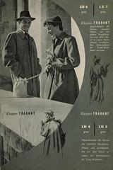 Kleppermode 1954 (dykthom1000) Tags: fashion 1954 mode kleppermode