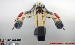 E--wing 004 (HJR-Holland) Tags: star lego wars ewing