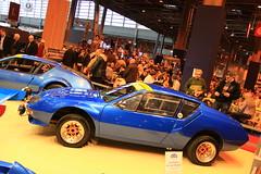 Alpine A310 Group IV '75 (Fido_le_muet) Tags: paris classic cars vintage de jean 4 group des collection alpine versailles 1975 porte gr 75 iv parc 310 2014 anciennes retromobile a310 expositions gr4 group4 griv a groupiv redele rdl