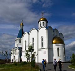 St. Nicholas Russian Orthodox church - murmansk 2 (Russell Scott Images) Tags: murmansk murmanskfjord kolabay stnicholasrussianorthodoxchurch russellscottimages