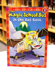 The Magic School Bus in the Bat Cave (Vernon Barford School Library) Tags: new trip school bus field reading book high cole library libraries magic bat reads books super science read paperback teacher adventure fieldtrip cover ms junior learning trips covers joanna bookcover adventures pick middle miss mrs vernon quick learn recent bats picks qr bookcovers nonfiction paperbacks fieldtrips frizzle barford msfrizzle softcover quickreads quickread quickpick vernonbarford softcovers superquickpicks superquickpick 9780439899345