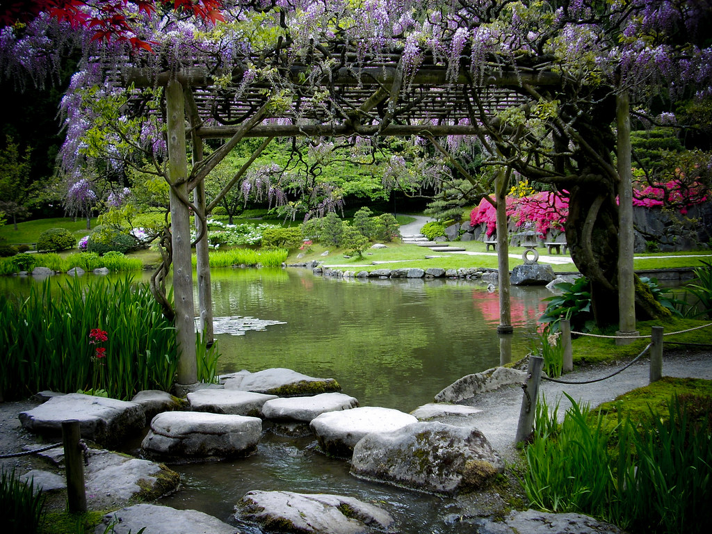 The world 39 s best photos of 1937 and seattle flickr hive mind - Jardines japoneses fotos ...