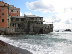Boccadasse, Italy, November 2009