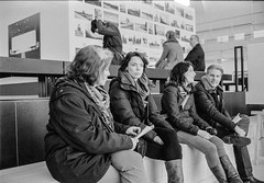 Luik kunstbad (Haba Photo) Tags: la cit konica analogue miroir liege hexar