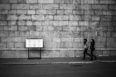 IMG_3219 (Choo_Choo_train) Tags: people streets canon 50mm blackwhite russia moscow walls minimalism 6d nocolor 5012l