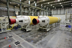 ULA Delta IV Heavy Boosters