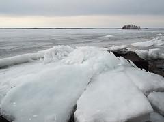 Pyhäselkä - Finland (Sami Niemeläinen (instagram: santtujns)) Tags: lake ice suomi finland frozen spring north joensuu jää karjala kevät pyhäselkä carelia pohjois